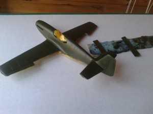 Снова Tamiya XF-62 Olive Drab