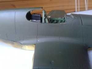 Эмаль Tamiya XF-62 Olive Drab собственной персоной