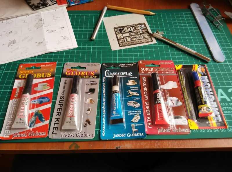Циакрин в различных упаковках