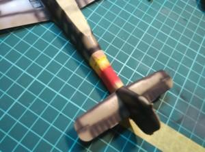 Полосы принадлежности к JG301